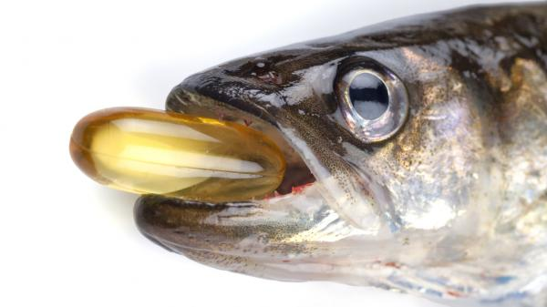 If you <em>eat</em> fish, rather than take a fish-oil supplement, is there more likely to be a benefit? There's more than a suggestion that this is indeed the case.