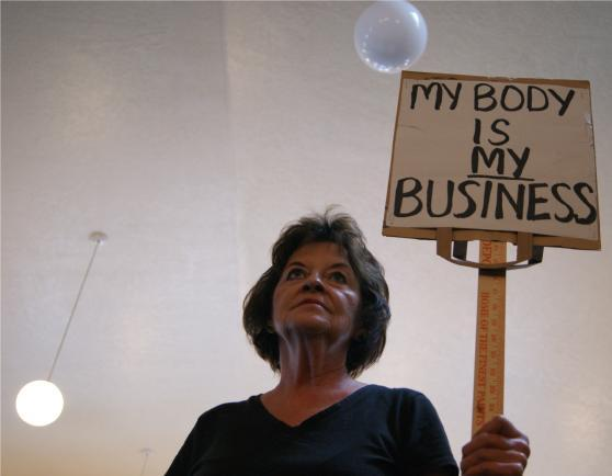 Albuquerque Voters To Decide Fate Of Proposed Abortion Ban