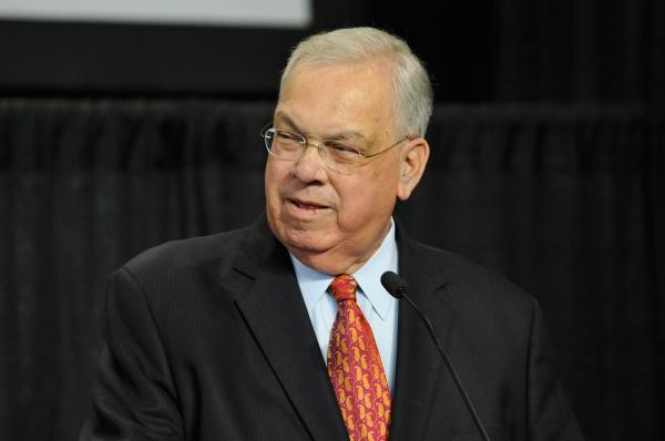 Boston Mayor Thomas Menino in March 2013.