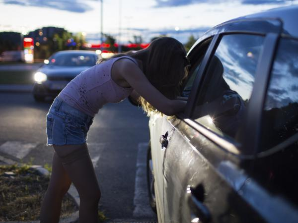 The FBI and Department of Justice are working to encourage local law enforcement agencies to view child prostitutes as potential human trafficking victims rather than criminals.