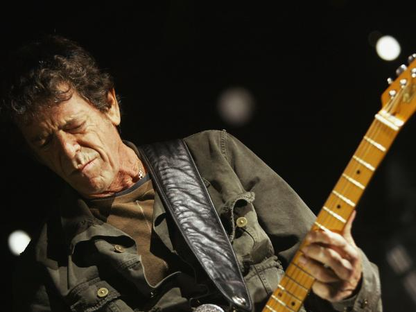 """[Lou Reed] really saw the beauty of life, and wanted to be a person who could live in that beauty as often as possible,"" longtime publicist Bill Bentley says."