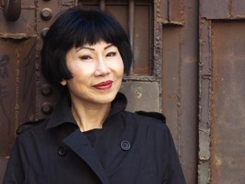 Amy Tan's latest novel, <em>The Valley of Amazement</em>, will be published on Tuesday.