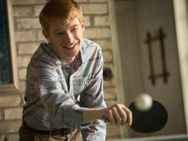 Domhnall Gleeson plays Tim in <em>About Time</em>.