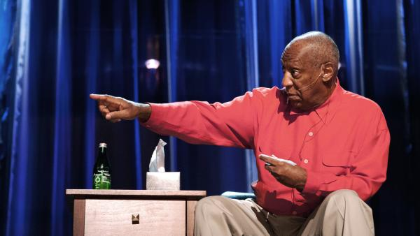 Bill Cosby performs his stand-up special, <em>Far From Finished.</em> The actor and comedian has been working in show business for 50 years.