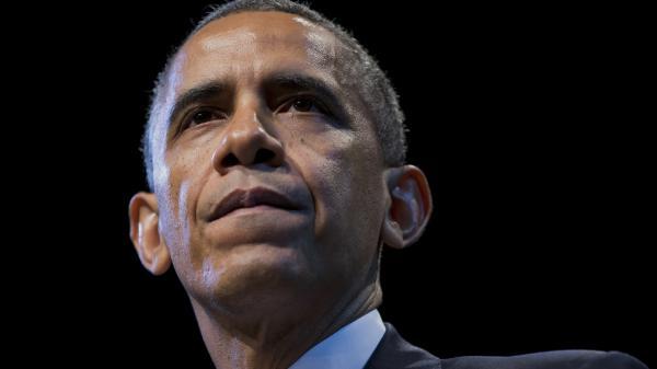 President Obama talks Wednesday about the economy and growing economic inequality in Washington.