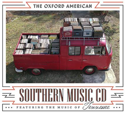 <em>Oxford American</em>'s Tennessee Music sampler.