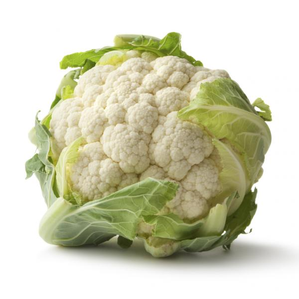 Cauliflower is the new Brussels sprout.