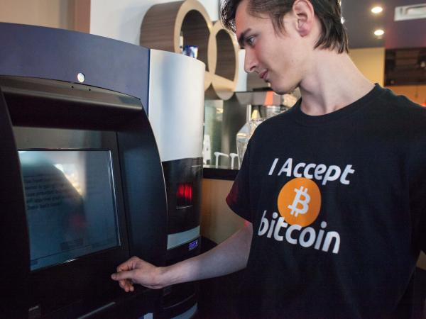 The world's first Bitcoin ATM opened at a Canadian coffee shop in Vancouver last year. But, Bitcoin use is far from mainstream at the moment.