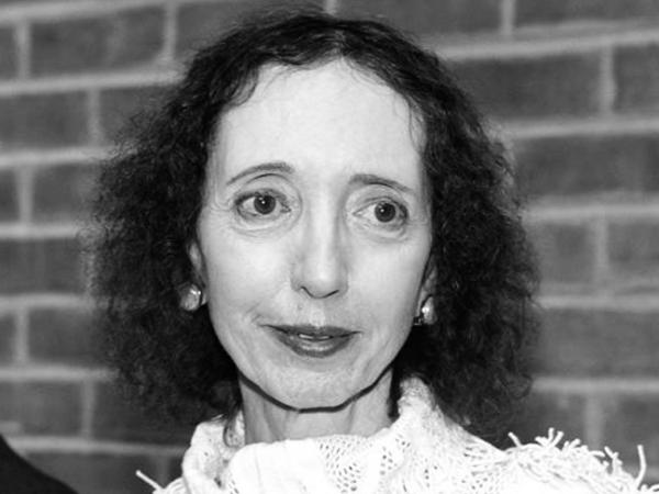 Joyce Carol Oates has written more than 70 books, including novels, memoirs, plays and poetry.