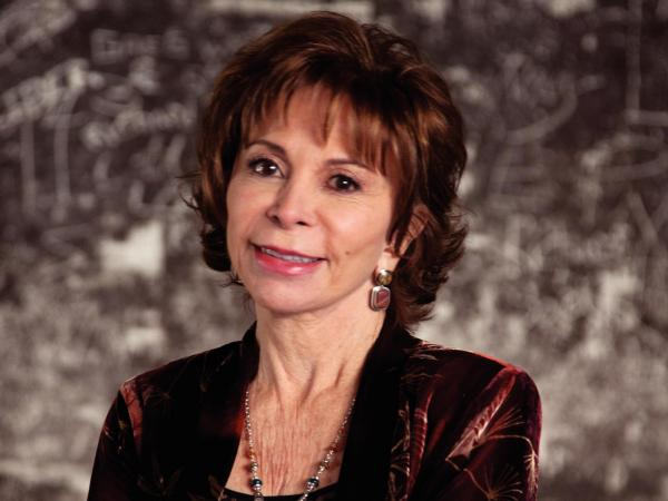 Chilean writer Isabel Allende is the author of 20 books, including <em>The House of Spirits</em> and <em>City of the Beasts.</em>