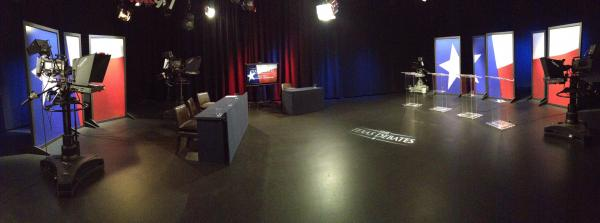 A look at the debate set for tonight's Texas Debates featuring the lieutenant governor candidates.