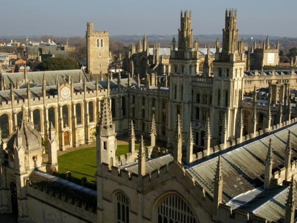 Rhodes Scholars study at Oxford for at least a year.