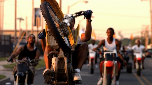 The Kickstarter-funded <em>12 O'Clock Boys</em>, director Lotfy Nathan's first film, examines whether dirt bikes keep kids from joining gangs or if they just invent new problems for urban Baltimore.