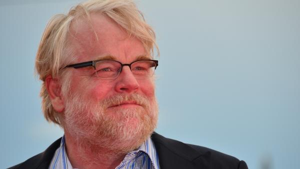 Philip Seymour Hoffman at a screening of <em>The Master, </em>for which he was nominated for an Academy Award, during the 2012 Venice Film Festival.