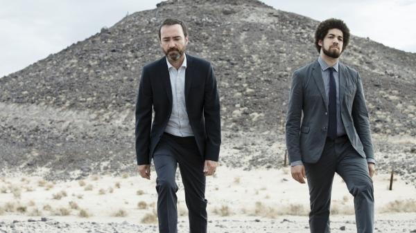 James Mercer (left) and Brian Burton (right) of Broken Bells.