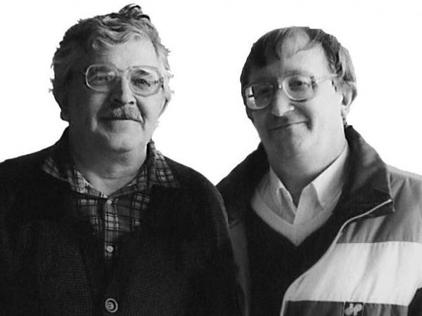 Boris and Arkady Strugatsky coauthored the 1971 science fiction novel <em>Roadside Picnic.</em>