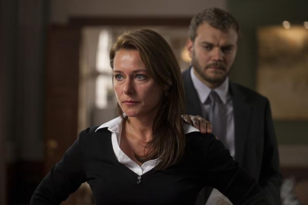 <em>Borgen</em>'s heroine is Birgitte Nyborg, superbly played by Sidse Babett Knudsen. Pilou Asbaek plays Don Draper-ish spin doctor Kasper Juul.