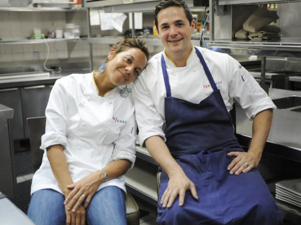 In the <em>Top Chef</em> finale, it was Nina versus Nick.