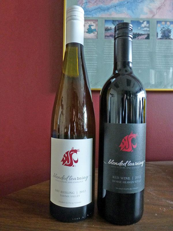 Washington State University is starting to release it's own student-made wines for the public to buy. So far, the bottles are flying off the shelves.