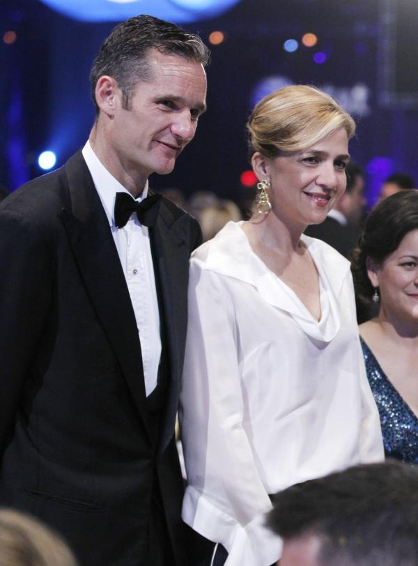 Inaki Urdangarin, the husband of Spain's Princess Infanta Cristina, is accused of embezzling millions of dollars. The princess is scheduled to appear in court Saturday to face allegations of tax fraud.
