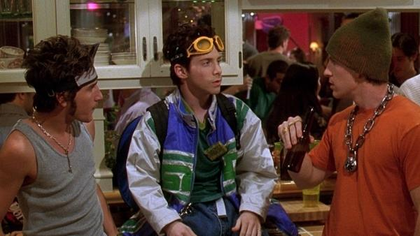 These teenagers in the 1998 film <em>Can't Hardly Wait</em> needed their own nostalgia — which is why today's teenagers might not connect with <em>Can't Hardly Wait</em> the way an earlier generation did.