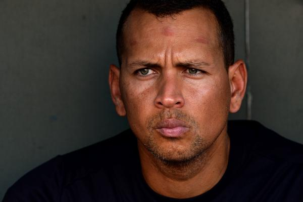 Yankees third baseman Alex Rodriguez in September 2013.