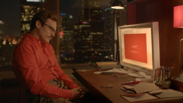 Joaquin Phoenix stars in the film <em>Her,</em> in which his character falls in love with an operating system. When will artificial intelligence programs like Siri evolve to the point where we'll fall in love with them?