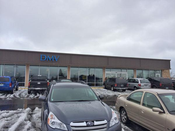 Like all DMV offices in Oregon, this Salem location is open Monday through Friday only.