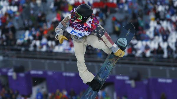 Who pumps up the crowd as Shaun White throws down in Sochi? DJ Naka G.
