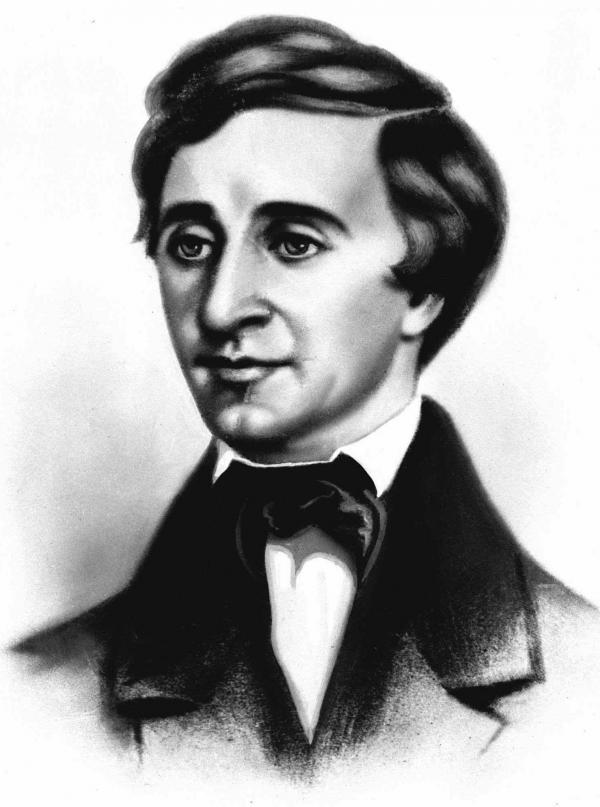 The works of Henry David Thoreau have influenced generations of readers, but Thoreau himself wasn't always celebrated. His schoolmates and neighbors found him standoffish and regarded his fascination with plants and Indian relics as downright odd.