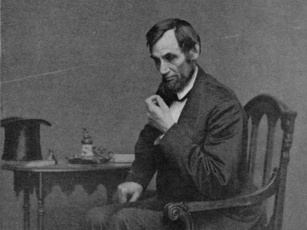 Abraham Lincoln, the 16th president, used to cook alongside his wife.