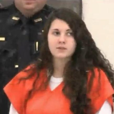 Miranda Barbour, who has told a newspaper that she's killed at least 22 people.