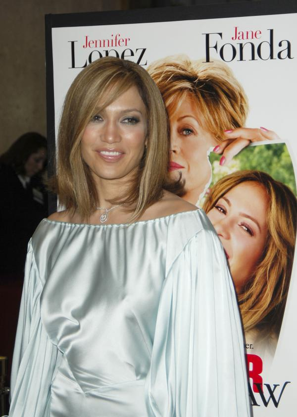 Jennifer Lopez back in 2005 when <em>Monster-In-Law</em> was just coming out. An old video of the movie has landed a South Carolina woman in trouble with the law.