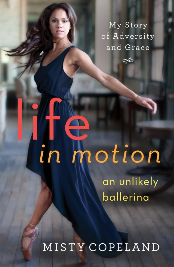 With an insider's unique point of view, Misty opens a window into the life of a professional bal­lerina who lives life center stage.
