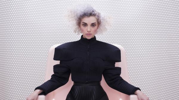 <em>St. Vincent</em> is the fourth solo album from singer and guitarist Annie Clark.