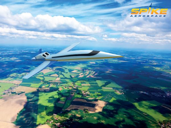 The personal jet will allow passengers to reach destinations in half the time.