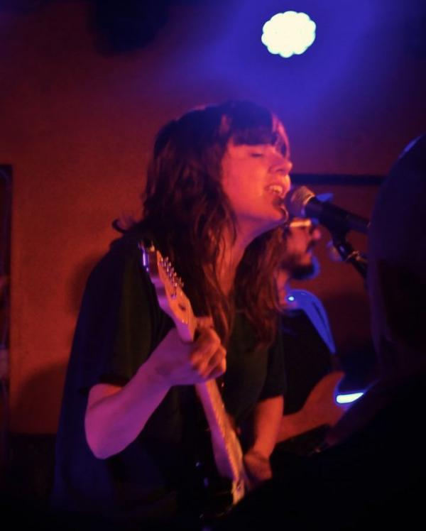 Courtney Barnett at DC9 in Washington, D.C.