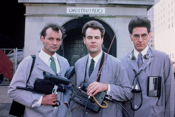 <em>Ghostbusters, </em>starring Bill Murray, Dan Aykroyd and Harold Ramis, was one of Ramis' many successful comedies. The writer, director, actor and producer died Monday; he had co-written and planned to star in the long-awaited <em>Ghostbusters III</em>.