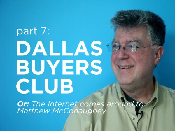Bob And Linda Read Internet Movie Reviews: Dallas Buyers Club