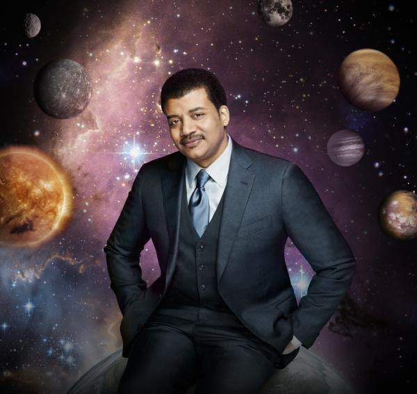 Astrophysicist Neil deGrasse Tyson hosts a new TV series called <em>Cosmos: A Space-Time Odyssey.</em> It's an update of the influential 1980 PBS series <em>Cosmos: A Personal Journey, </em>hosted by Carl Sagan.