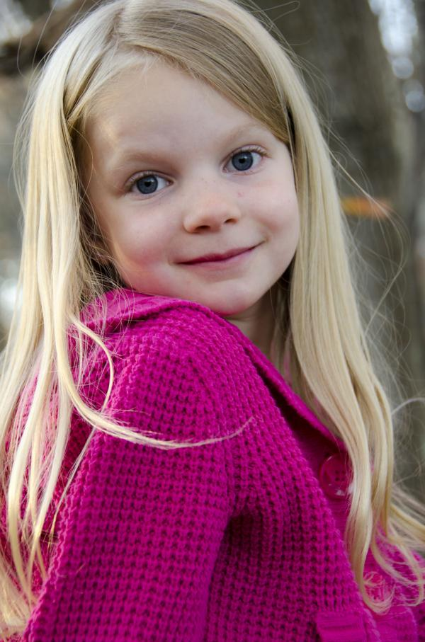 Emilie Parker, 6, was killed Dec. 14 in a mass shooting at Sandy Hook Elementary School in Newtown, Conn.