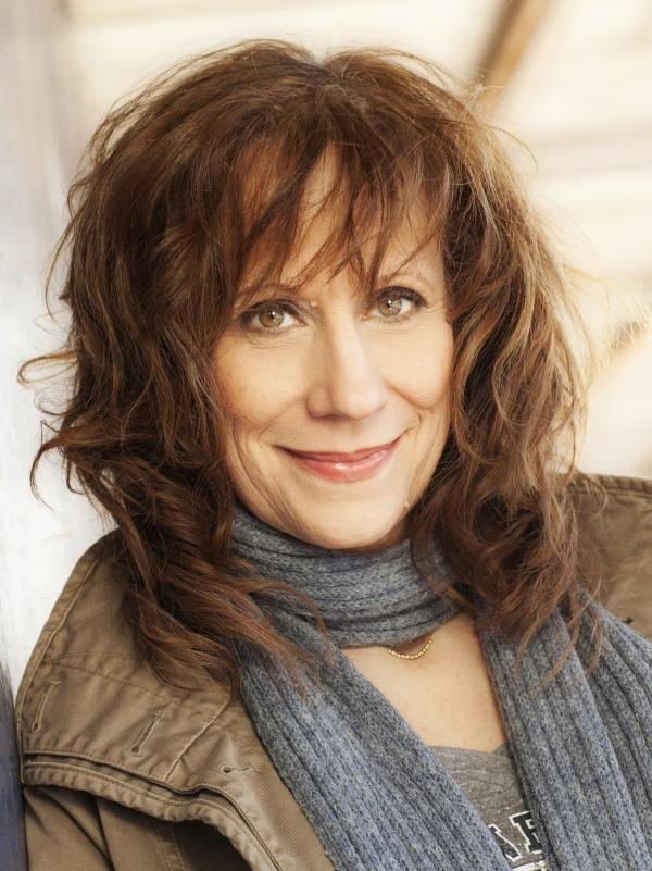Lizz Winstead. Her latest book of funny essays is <em>Lizz Free Or Die.</em>