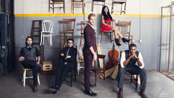 Pentatonix's album, <em>PTX Vol. 2,</em> is out now.