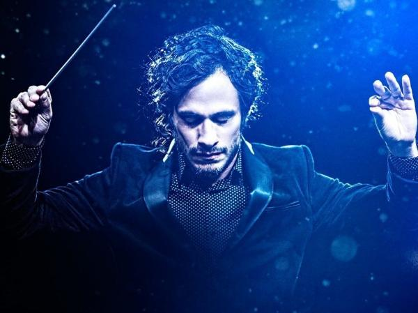 Gael Garcia Bernal stars in the pilot of <em>Mozart in the Jungle </em>as a hyper-charming young conductor on the rise.