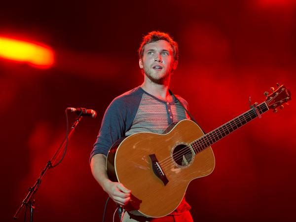 "<em>American </em><em>Idol</em> winner Phillip Phillips, whose song, ""Gone, Gone, Gone,"" went to No. 24 on the <em>Billboard </em>Hot 100. Each time it's played in public, the song's writers get a royalty, which is tracked and collected by ASCAP. Bigger hits usually translate into bigger checks."