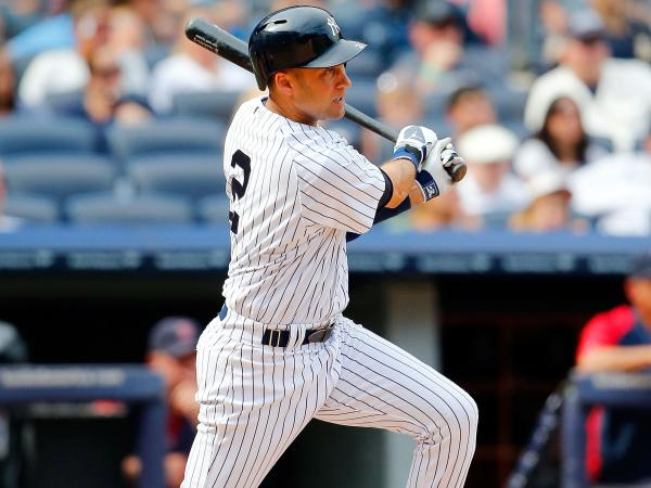 The 2014 season will mark Derek Jeter's 20th — and last — season with the New York Yankees.