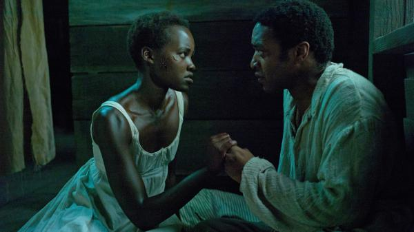 "Lupita Nyong'o and Chiwetel Ejiofor in the Oscar-nominated <em>12 Years a Slave. </em>Director Steve McQueen and film editor Joe Walker took a restrained, formal approach to portraying the ""casual nightmare"" of American slavery."