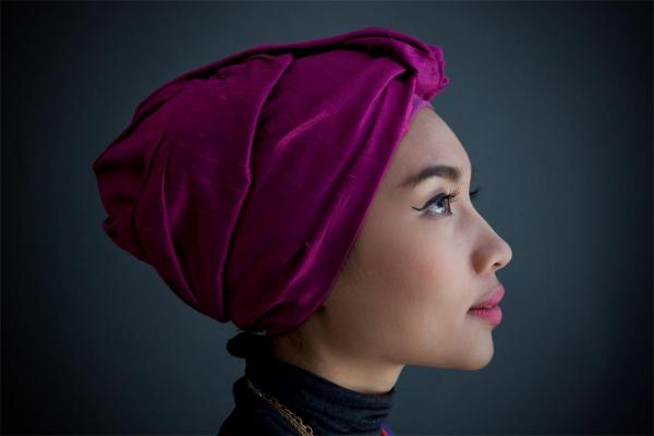 Yuna is a Malaysian singer, songwriter, and businesswoman. (Larry Hirshowitz)