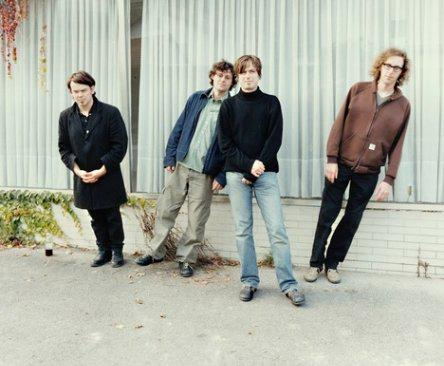 The Notwist are a German indie rock band. (Facebook)
