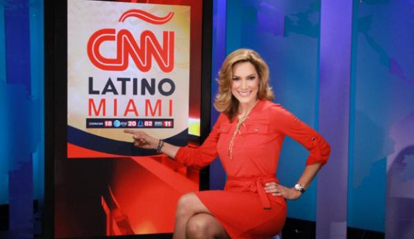 In June 2013, Cynthia Hudson, senior vice president and general manager of CNN en Español, announced that CNN Latino was expanding to Miami. (CNN)